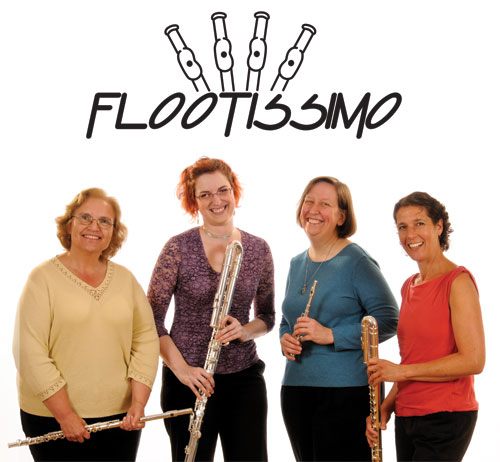 Flootissimo's first CD!